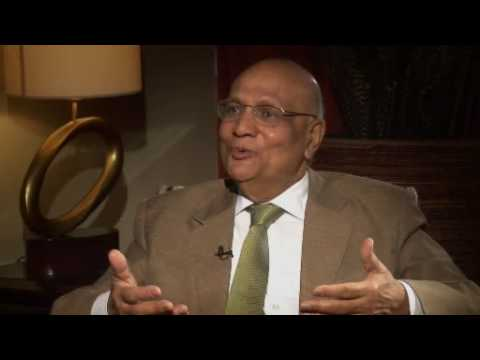 One on One - Lord Swraj Paul - 21 Nov 09 - Part 1