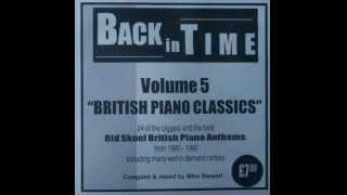 Back in Time - British Piano Classics [Old Skool Mix]