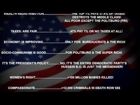 Why Liberal Democrats Hate America?