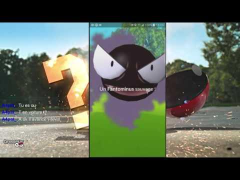 Kitari Lou s'en va chasser en roller sur Pokémon Go