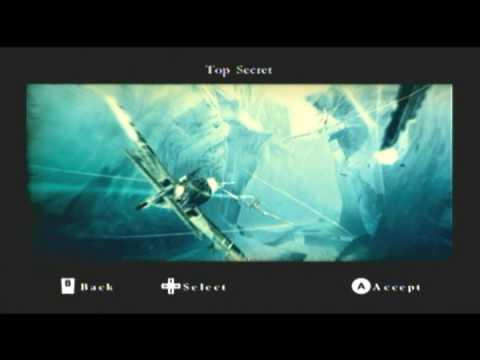 Wii Blazing Angels Top Secret Ace Part 1 Of 3