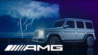 Mercedes-AMG G 63 Full Trailer