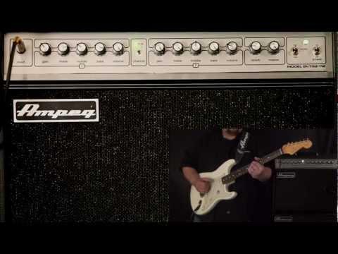 Ampeg GVT Tube Guitar Amps -- GVT52-112 & GVT52-212
