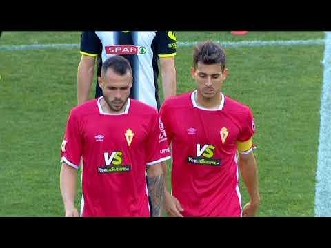 08/04/2018 Popular Deportivo, Real Murcia - F.C. Cartagena