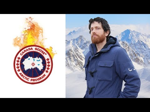 Canada Goose Loses To Vegan Coat