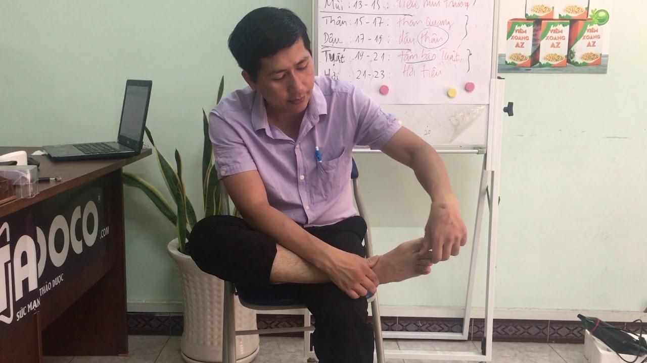 Cách chữa bệnh viêm khớp gối, đau đầu gối, khô khớp, đau nhức chân hiệu quả