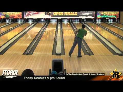 2013 Storm IB Open - FRIDAY DOUBLES