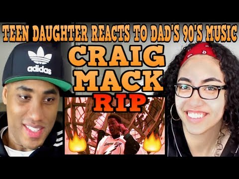 Teen Daughter Reacts To Dads 90s Hip Hop Rap Music  Craig Mack Flava In Ya Ear REACTION