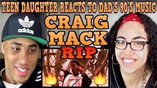 Teen Daughter Reacts To Dad's 90's Hip Hop Rap Music | Craig Mack Flava In Ya Ear REACTION