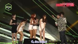 [Vietsub][MSVN] SISTAR - Top 10 Artists @ 2013 Melon Music Awards