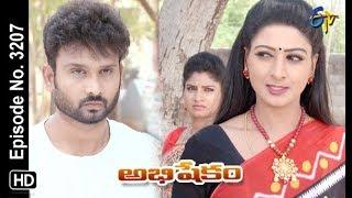 Abhishekam | 26th April 2019 | Full Episode No 3207 | ETV Telugu