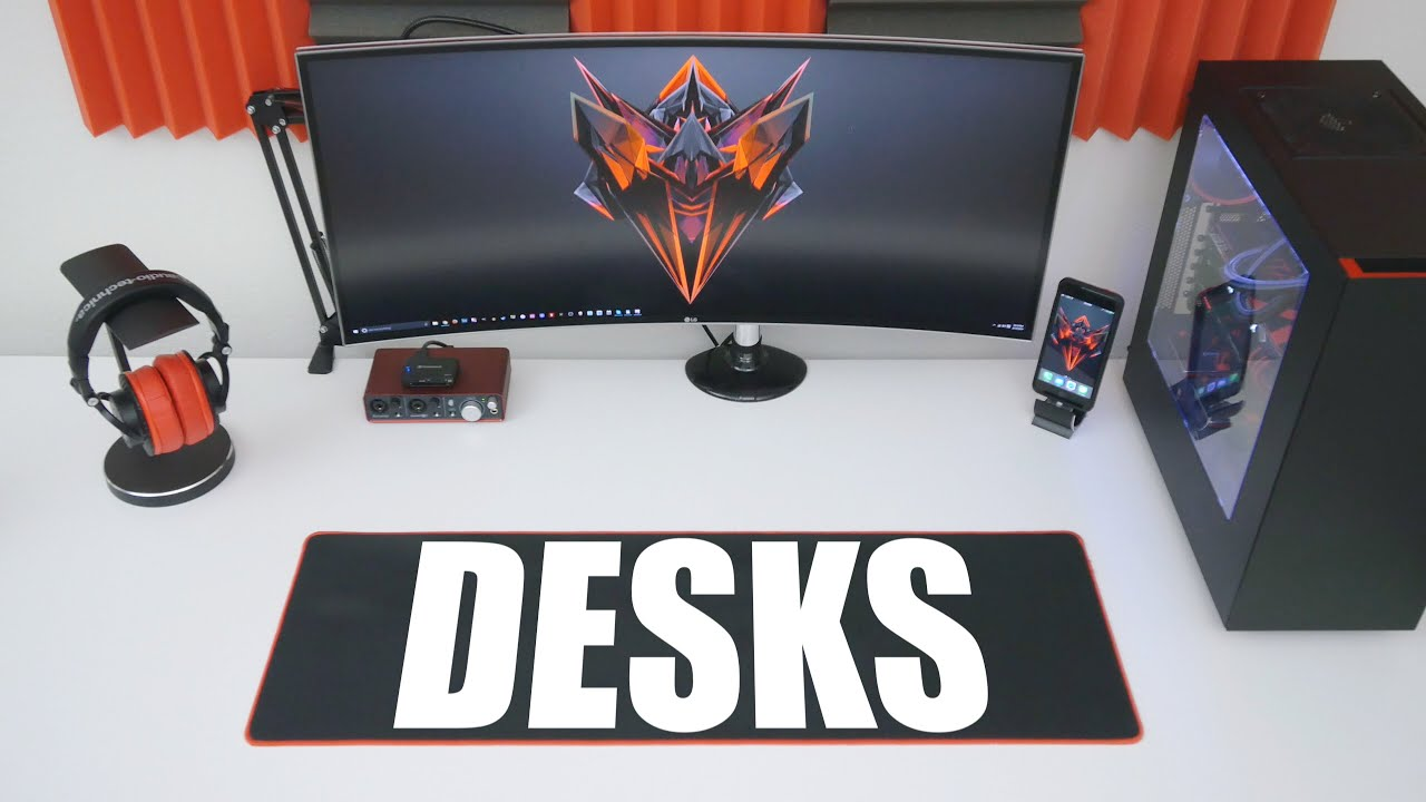 Top 5 Best Desks 2016 Youtube