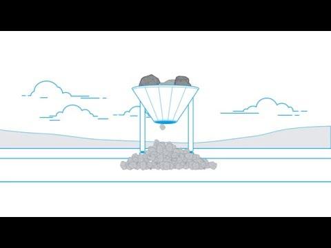 Outokumpu production process