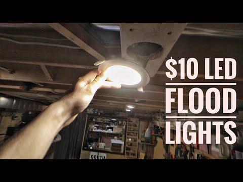 Super Bright $10 Dollar LED Lights (Studio)