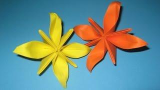 Цветы оригами - красивая орхидея из бумаги своими руками Без клея Подарок Поделки с детьми(Цветы оригами - красивая орхидея из бумаги своими руками Без клея Подарок Поделки с детьми ДРУЗЬЯ, ПРИВЕТСТ..., 2015-09-23T13:35:55.000Z)