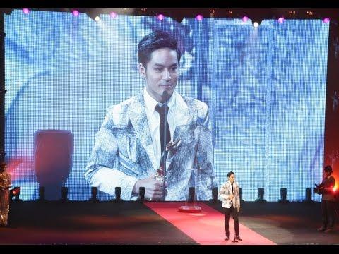 เก้า จิรายุ เผยลับสุดๆฮามุขเยอะ นักแสดงนำชายยอดเยี่ยม[ best actor] สุพรรณหงส์ครั้งที่24