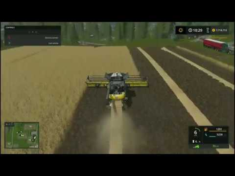 Growing Crops in Farming Simulator 17