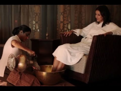 Luxury Spa at the Palace Hotel Dubai