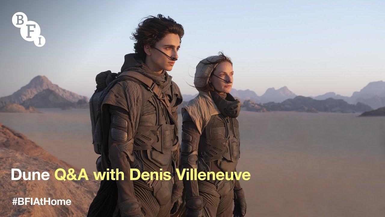 Download BFI At Home   Dune Q&A with Denis Villeneuve