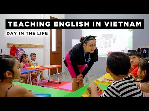 A Day In The Life Teaching English In Rural Vietnam