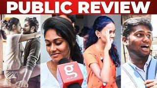 """Family NO, Only Lovers"" Ispade Rajavum Idhaya Raniyum Public Review | Rohini Cinemas | IRIR Review"