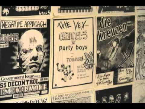 Visual Vitriol; The Art Of Punk (short documentary)
