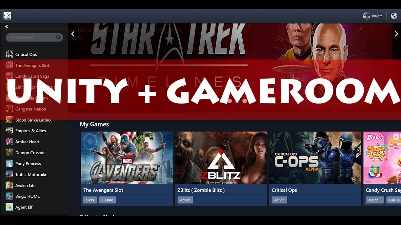 How to integrate your Unity Game with Facebook Gameroom - Game Developers