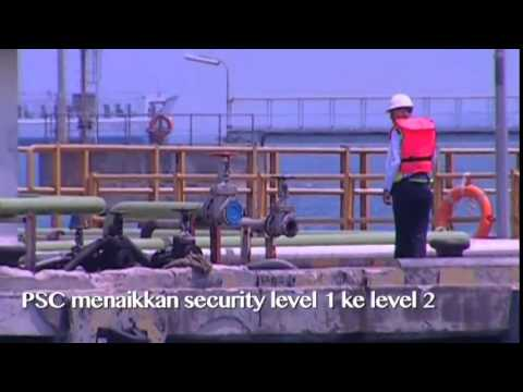 Pertamina ISPS Code, Fire Fighting & Oil Spil Recovery