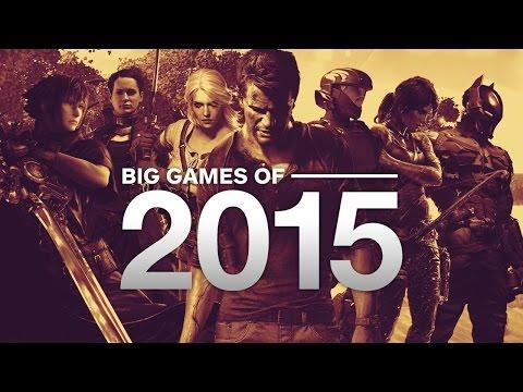 Spel som kommer ut i år!