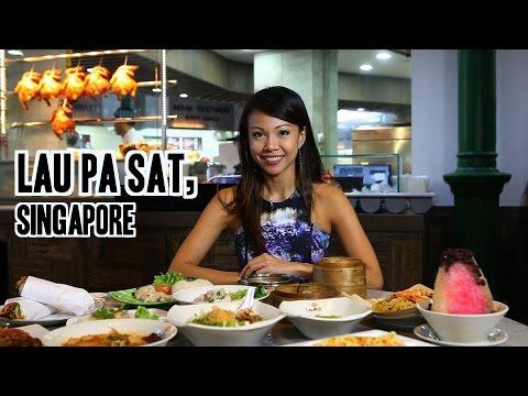 Lau Pa Sat With Jamie Yeo | Singapore