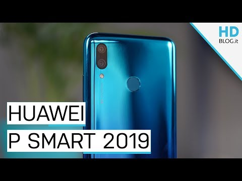 RECENSIONE Huawei P SMART 2019, sarà di nuovo un BEST SELLER?