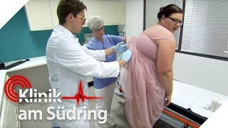 Shock: Groom drops bride | Clinic on the south ring | SAT.1 TV