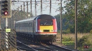 Non-stop trains at Northallerton (03/7/2019)