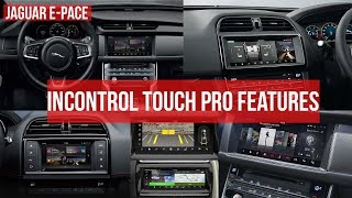 Jaguar E-PACE InControl Touch Pro Features | Best Ever Features From Jaguar! |High Wheels Blog