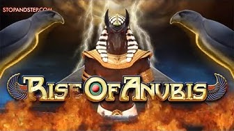 Rise of Anubis Slot - FREE SPINS BONUS - William Hill FOBT