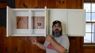 551 Simple Cabinet Construction Pt 2 - Face Frames, Doors & More