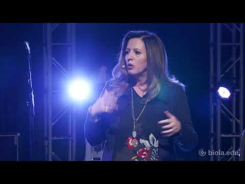 Shari Campa: Be Open, Expectant, Courageous and Humble [Missions Conference 2018]