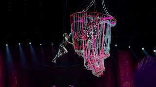 Pink - Get The Party Started - P!NK Beautiful Trauma Tour  - Indianapolis March 17, 2018
