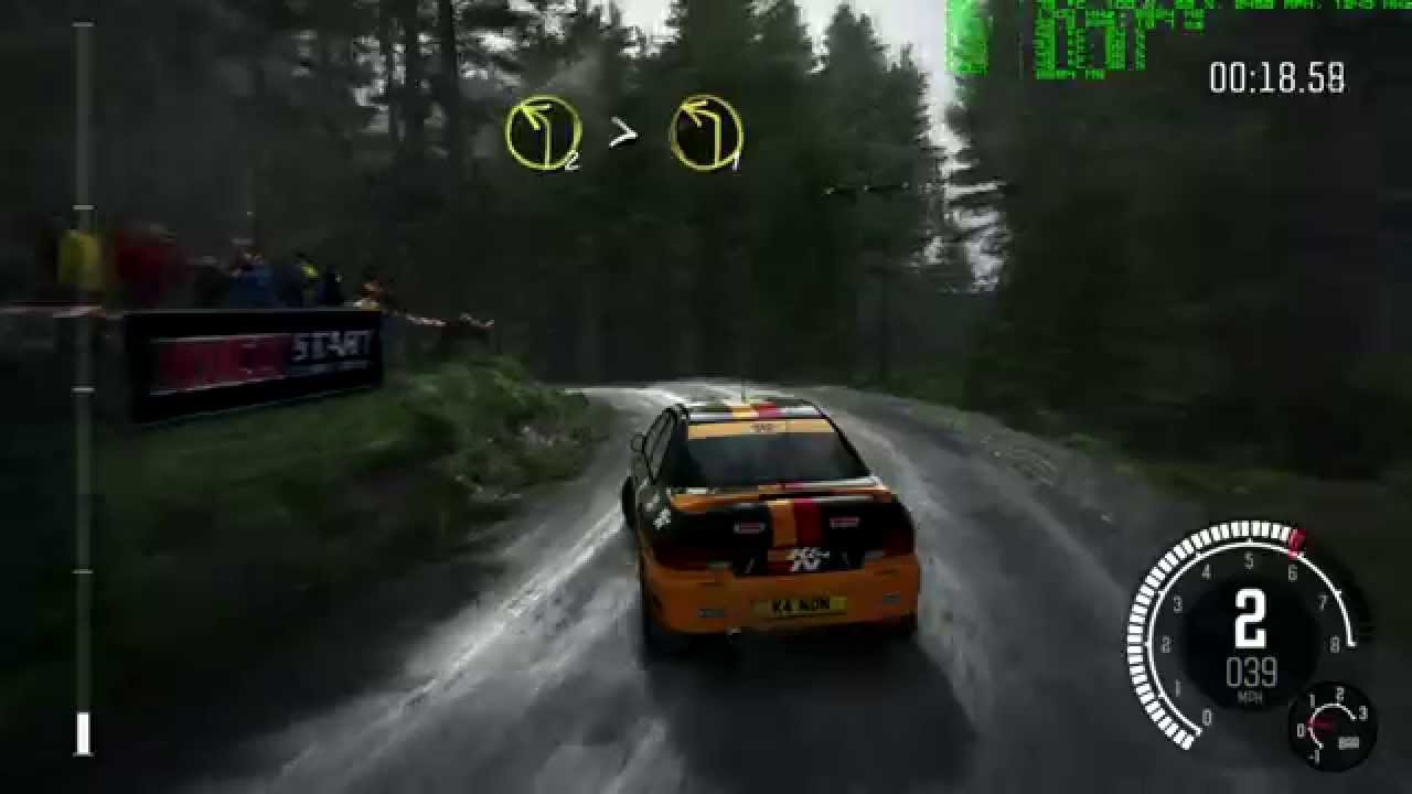 dirt rally codemasters pc early access 290x maxed. Black Bedroom Furniture Sets. Home Design Ideas