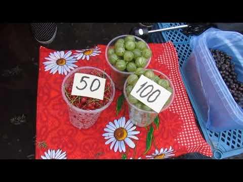 Рынок 16 июня в Горячем Ключе