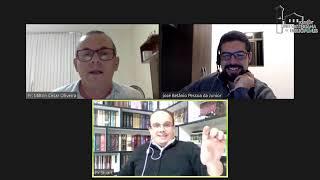 Live IPH 29 de Maio de 2020 - Bate-papo com os Pastores