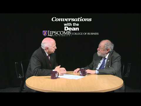 Conversations With the Dean - Stephen Greyser
