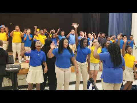 Havana Magnet School school song.