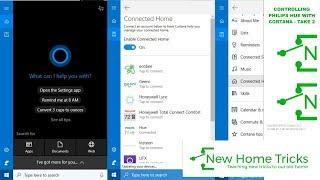 Скачать Controlling Philips Hue With Cortana Take 2