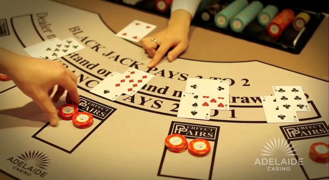 how to play blackjack at a casino youtube