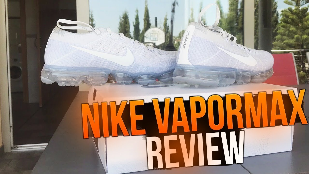 Nike Vapormax Flyknit Pure Platinum // La mejor página de streetwear?!?!