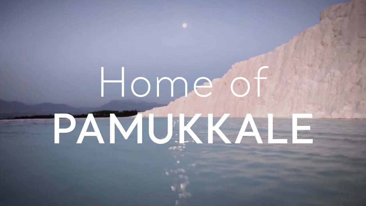 Go Turkey - Home of PAMUKKALE