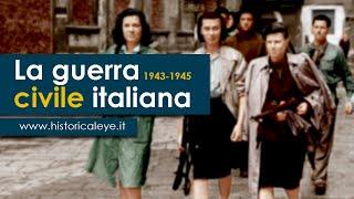 Gambar cover La Guerra Civile italiana 1943-45 (Problematiche storiche)