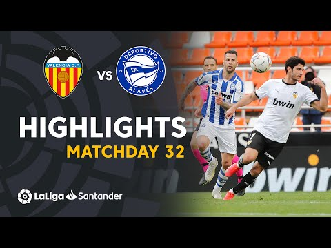 Valencia Alaves Goals And Highlights