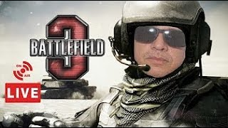 【🔴 LIVE🔴✯✯BATTLEFIELD 3-SUNDAY MORNING GAMEPLAY  🔫  ✯✯PS3 [720P ᴴᴰ ]